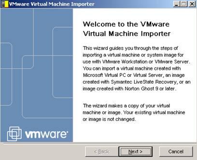 ISA VMware Simple Lab