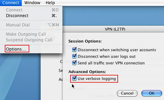 PPTP VPN on MAC OS X Sierra, High Sierra and Mojave for FREE