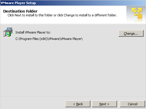 How to Install VMware Player