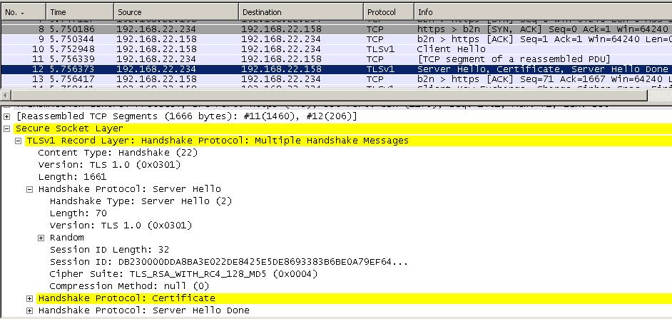 Adrian Dimcevs Blog Using Wireshark To Decrypt Https Traffic When