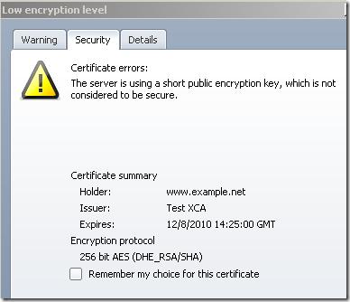 256-bit aes and ssl/tls encryption
