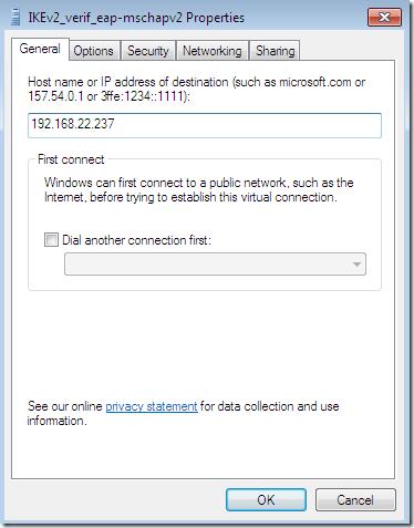 Adrian Dimcev's Blog   VPN Reconnect in Windows 7 RC - redux